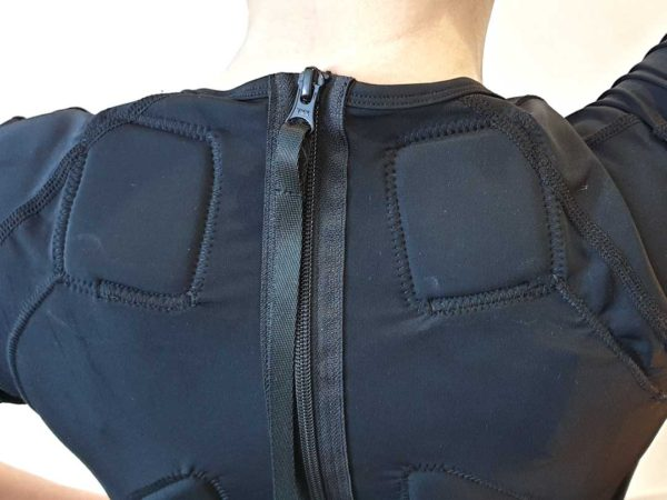 Back details Affordable EMS Suite